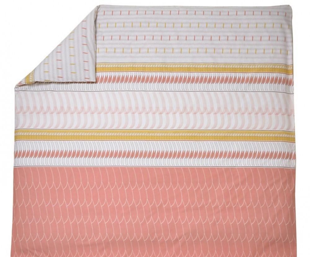 Постельное белье BELLE EPOQUE ROSE BLANC DES VOSGES (Франция)