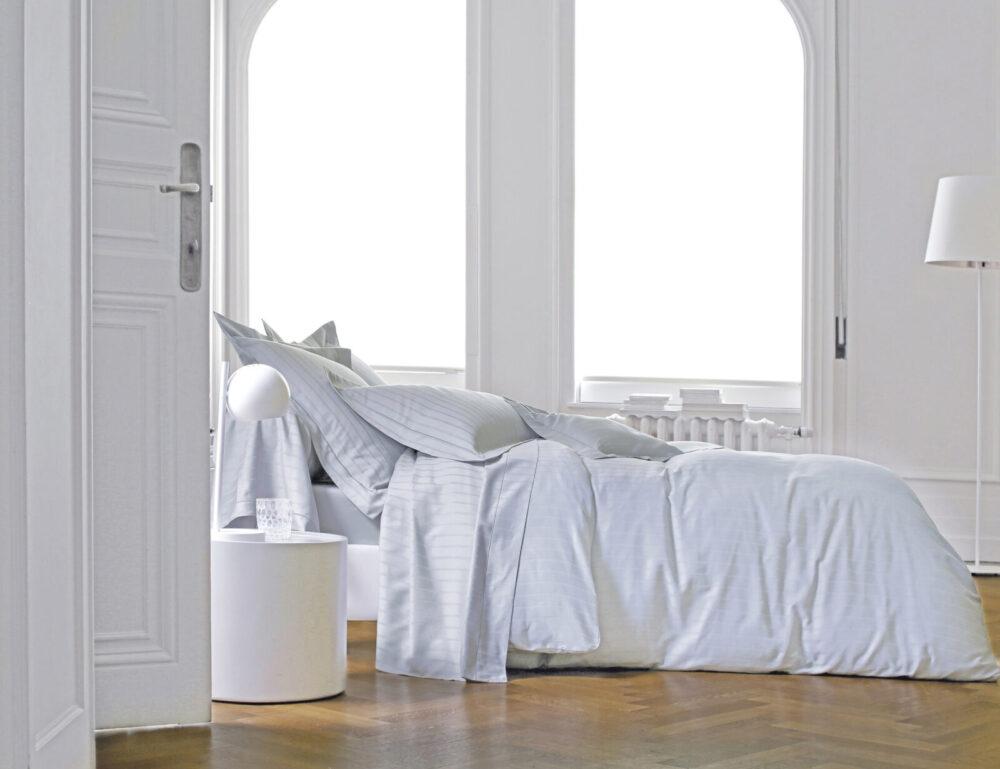 Постельное белье DIVINE BLANC BLANC DES VOSGES (Франция)