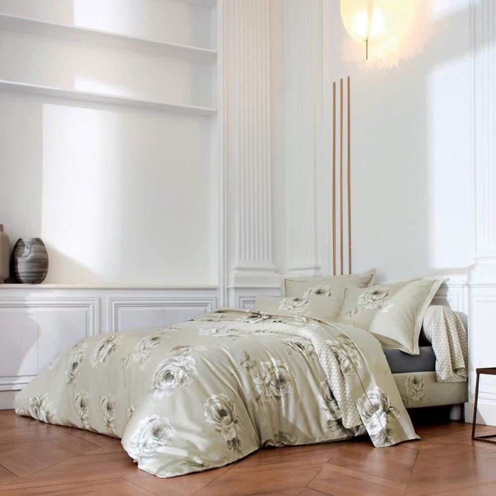 Постельное белье ROSA LIN BLANC DES VOSGES (Франция)