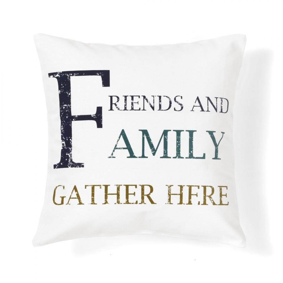 Декоративная подушка QUOTE FAMILY CASUAL AVENUE