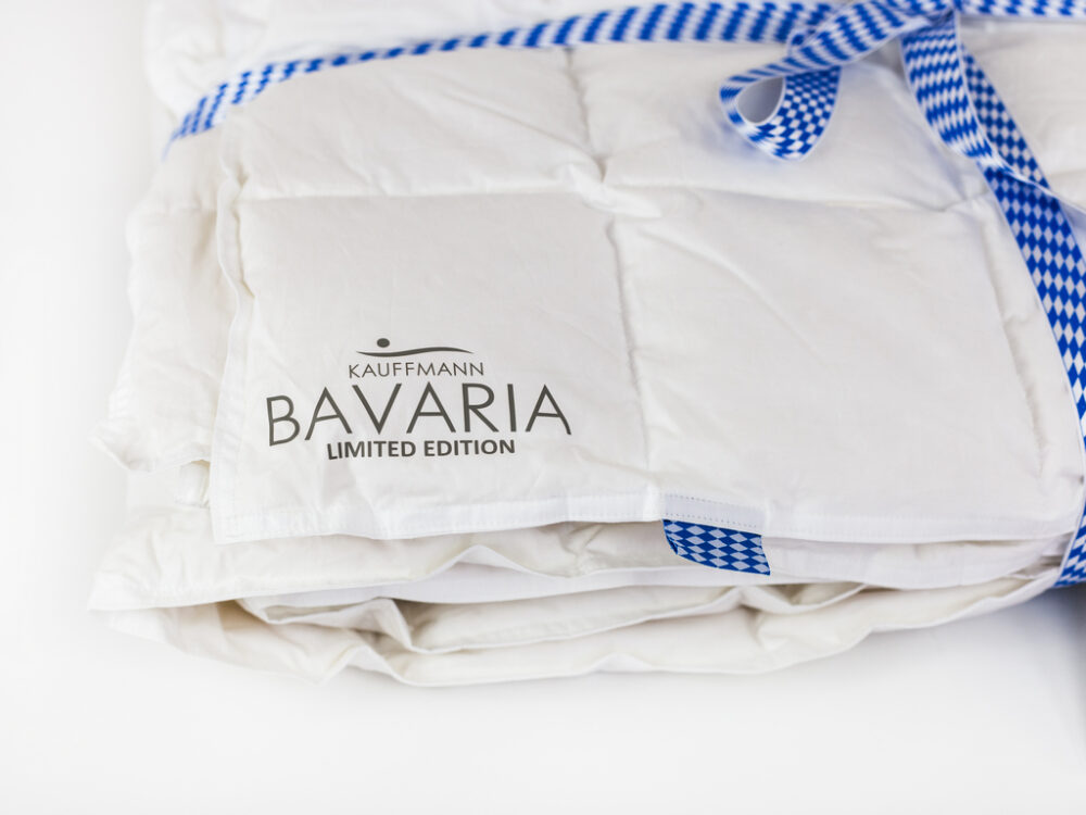 Пуховое одеяло KAUFFMANN BAVARIA