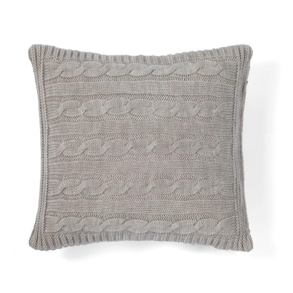 Декоративная подушка MESSINA CASUAL AVENUE - серый, 40x40