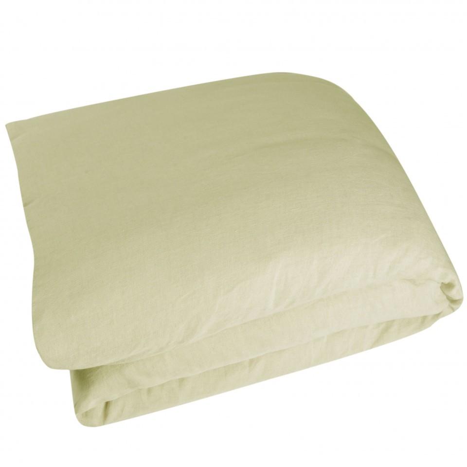 Льняное постельное белье WRINKLE WASHED HAMAM