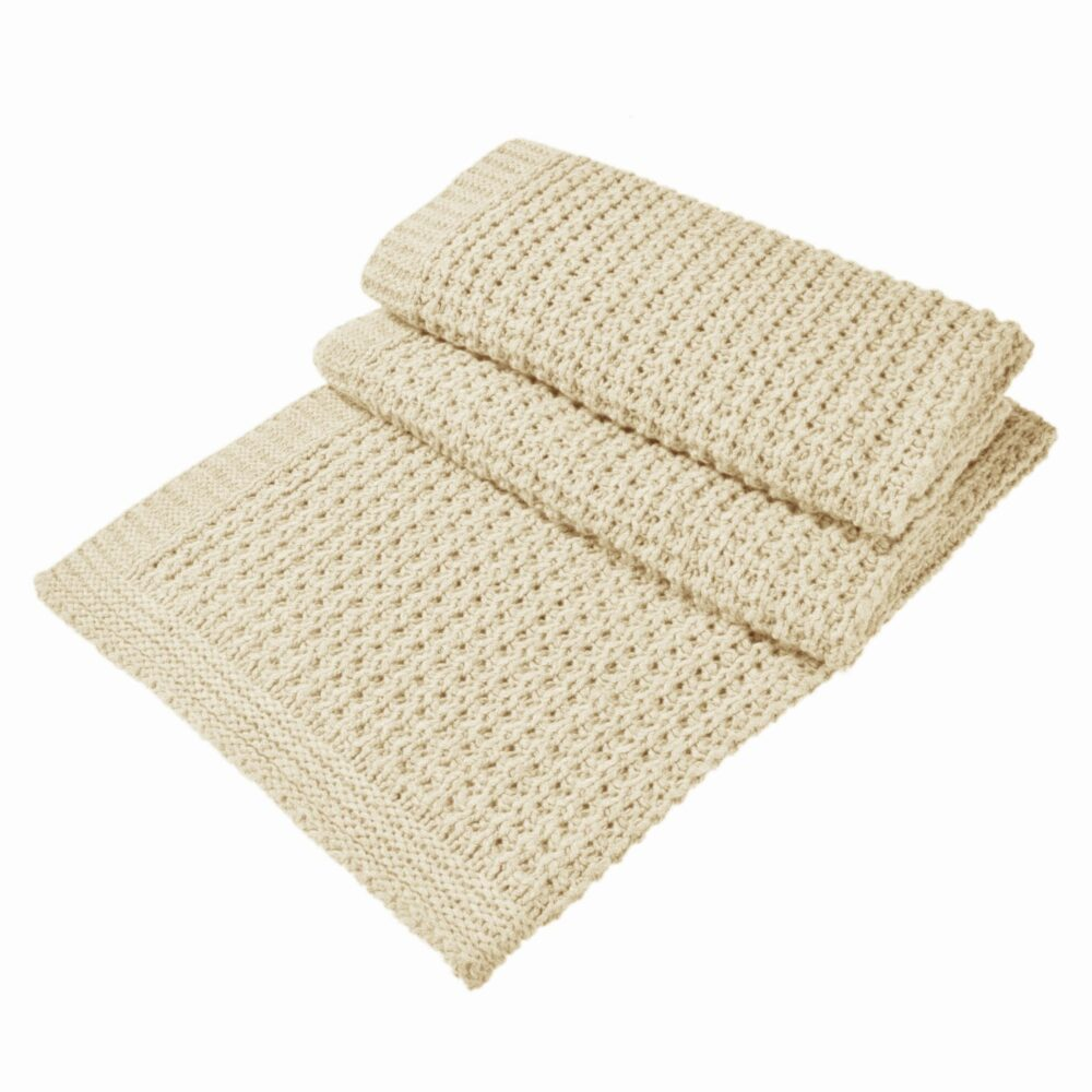Плед DIMENSION KNITTED HAMAM